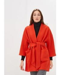 Женское красное пальто от Ruxara