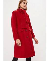 Женское красное пальто от Style national