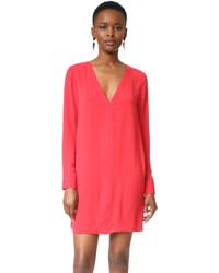 Красное платье от Rebecca Minkoff