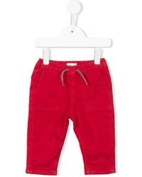 Детские красные брюки для мальчику от Paul Smith