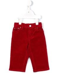 Детские красные брюки для мальчику от Ralph Lauren