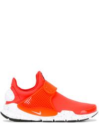 Женские красные кеды от Nike