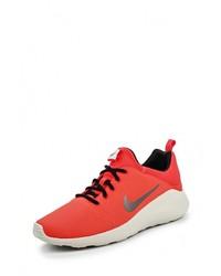 Мужские красные кроссовки от Nike