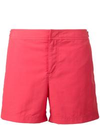 Красные шорты для плавания от Orlebar Brown