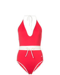 Красный купальник от Morgan Lane