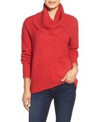 красный свитер с хомутом original 3685919