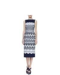кружевное платье футляр original 9828120