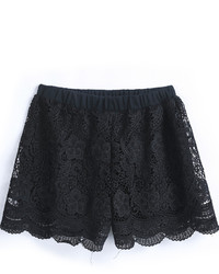 кружевные шорты original 4103301