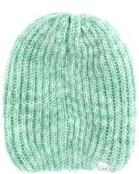 Мятная шапка