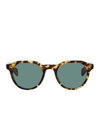 Мужские мятные солнцезащитные очки от Eyevan 7285