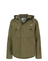 Мужская оливковая куртка в стиле милитари от Junya Watanabe MAN