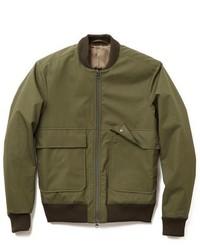оливковая куртка original 450738