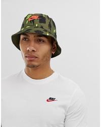 Мужская оливковая панама от Nike