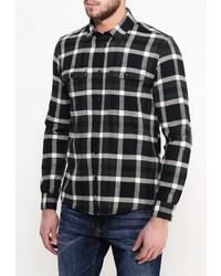 Мужская оливковая рубашка с длинным рукавом от River Island