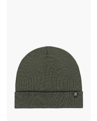 Мужская оливковая шапка от Coompol
