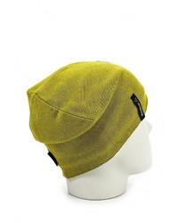 Мужская оливковая шапка от Reebok