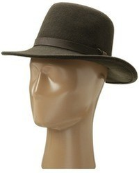 Оливковая шляпа