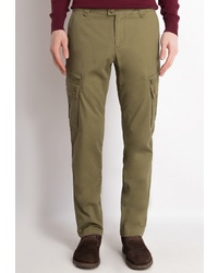 Оливковые брюки карго от FiNN FLARE