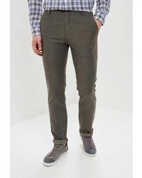 Оливковые брюки чинос от Adolfo Dominguez