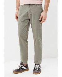 Оливковые брюки чинос от Colin's