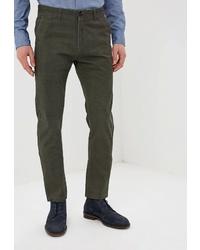 Оливковые брюки чинос от la Biali