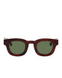 Мужские оливковые солнцезащитные очки от Thierry Lasry