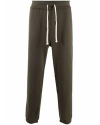Мужские оливковые спортивные штаны от Polo Ralph Lauren