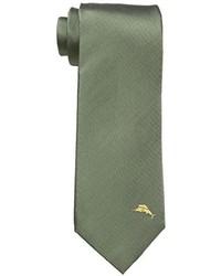 Оливковый галстук
