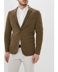 Мужской оливковый пиджак от Primo Emporio