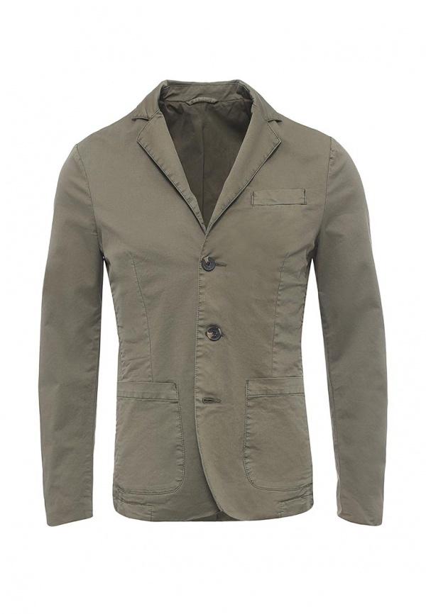 Мужской оливковый пиджак от Rifle
