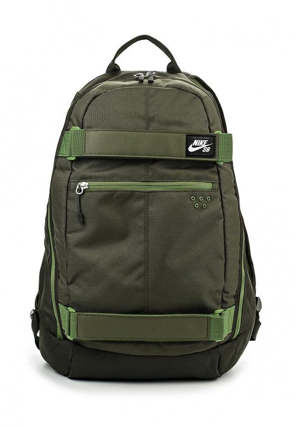 c9815d504704 Женский оливковый рюкзак от Nike | Где купить и с чем носить