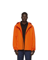 Мужская оранжевая ветровка от Mackage