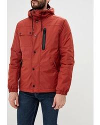 6ee34605454728 Купить мужскую оранжевую куртку-пуховик в интернет-магазине Lamoda ...