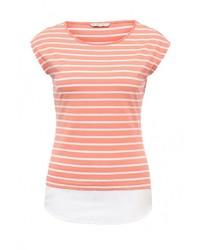 Женская оранжевая футболка от Sela