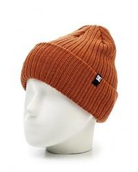 Мужская оранжевая шапка от DC Shoes