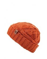 Мужская оранжевая шапка от Rip Curl