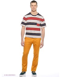 Мужские оранжевые брюки чинос от DC Shoes