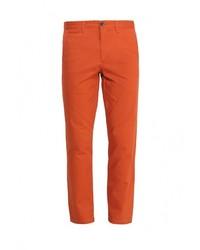 Мужские оранжевые брюки чинос от Dockers
