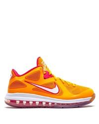 Мужские оранжевые кроссовки от Nike