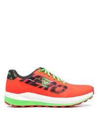 Мужские оранжевые кроссовки от Rossignol
