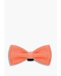 Мужской оранжевый галстук-бабочка от Blackbow