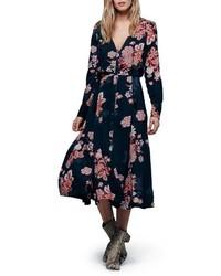 платье миди с цветочным принтом original 9960820