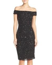 платье футляр с пайетками original 9826468