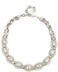 Прозрачное ожерелье-чокер от Ben-Amun