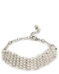 Прозрачное ожерелье-чокер от Lulu Frost