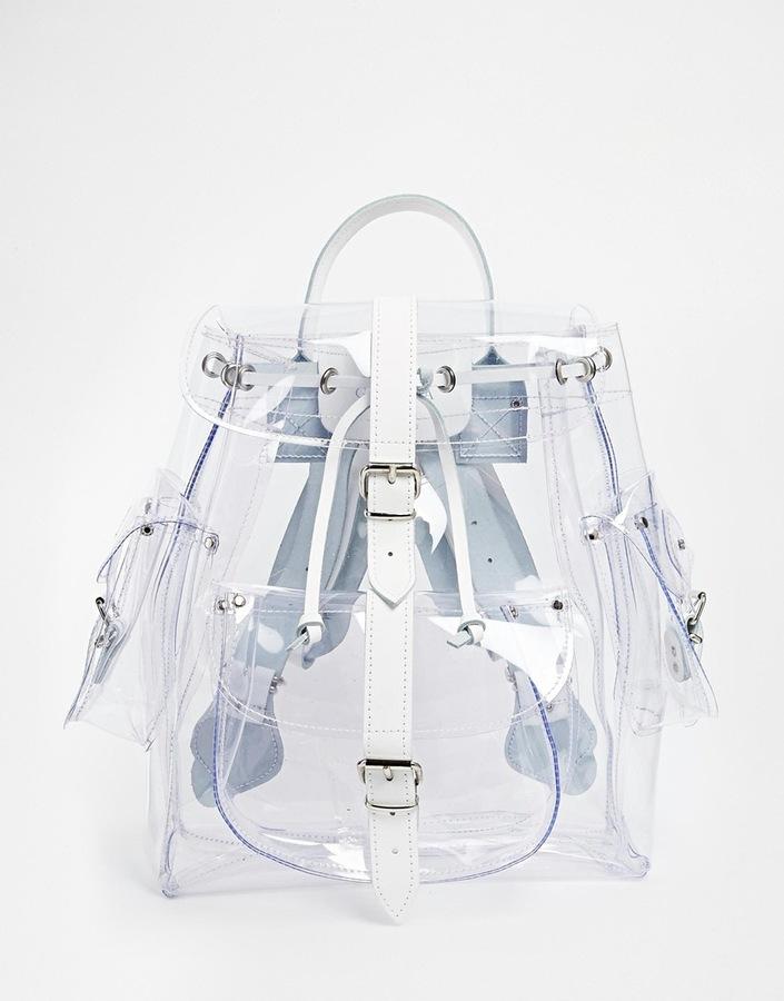 Прозрачные рюкзаки купить собрать рюкзак в поход видео