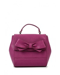 Пурпурная кожаная сумка через плечо от Call it SPRING