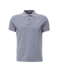 Мужская пурпурная футболка-поло от C.P. Company