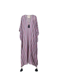 Пурпурное пляжное платье от Figue