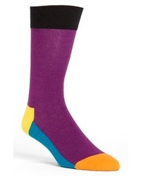Пурпурные носки